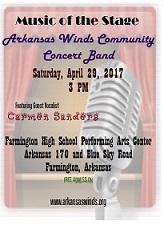 Arkansas Winds Community Concert Band